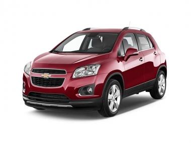 Текстильные коврики Chevrolet Tracker (Trax)  2013 - наст. время