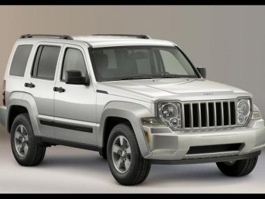 Текстильные коврики Jeep Liberty (North America) II 2007-2012