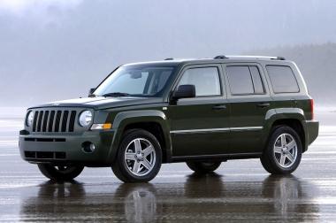 Текстильные коврики Jeep Liberty (Patriot) 2006-2016