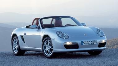 Текстильные коврики Porsche Boxster II (987) 2004-2012