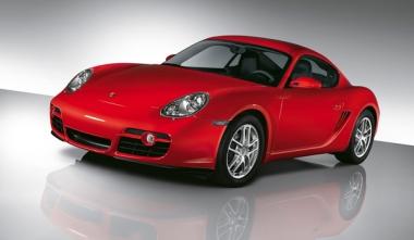 Текстильные коврики Porsche Cayman I (987) 2005-2012