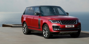Коврики EVA Range Rover IV (рестаил) 2017-2020