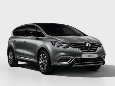 Текстильные коврики Renault Espace V 2015-2019