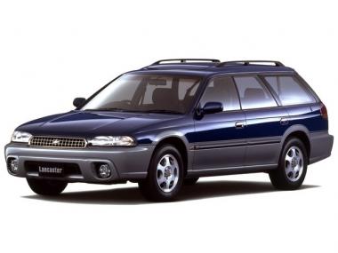 Текстильные коврики Subaru Legacy II 1993-1999