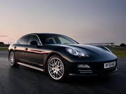 Коврики из экокожи 3D  Porsche Panamera I 4S 2009-2013