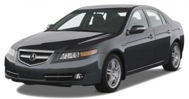 Коврики из экокожи 3D  Acura TL III Рестайлинг 2006-2008