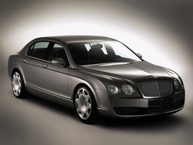 Коврики из экокожи 3D  Bentley Continental Flying Spur 2005 – 2012