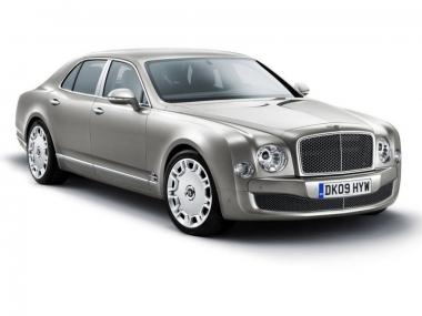 Коврики из экокожи 3D  Bentley Mulsanne II 2010-2016
