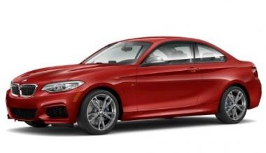 Коврики из экокожи 3D  BMW 2 серия (F22) 2010-2020 (купе)