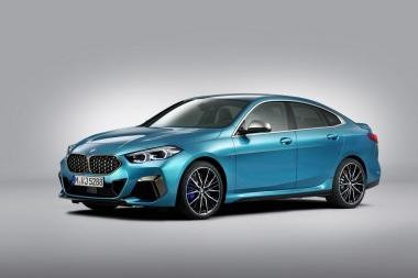Коврики из экокожи 3D  BMW 2 серия Gran Coupe  (F44) 2019-н.в.
