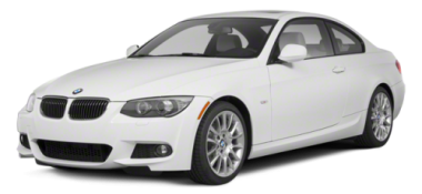 Коврики из экокожи 3D  BMW 3 (E92)  купе 2005 - 2012