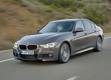 Коврики из экокожи 3D  BMW 3 (F30) (рестаил) 2016-2020