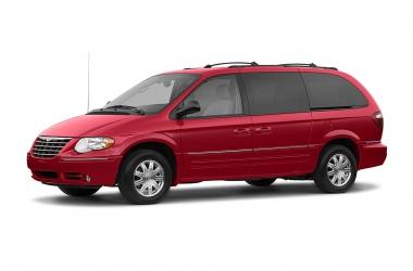 Коврики из экокожи 3D  Chrysler Town Country IV 2000-2005