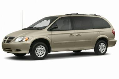 Коврики из экокожи 3D  Dodge Caravan IV (2001 - 2007) (задний диван)
