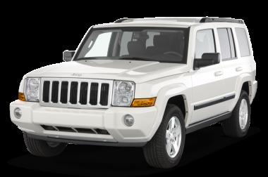 Коврики из экокожи 3D  Jeep Commander 2005 – 2010