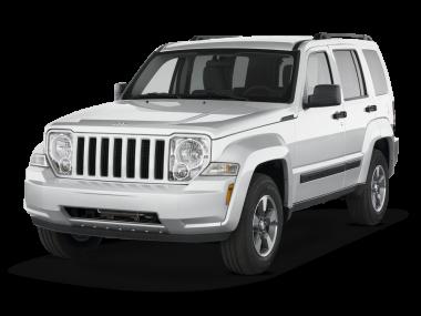 Коврики из экокожи 3D  Jeep Liberty (North America) II 2007-2012