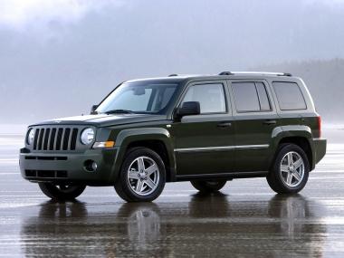 Коврики из экокожи 3D  Jeep Liberty (Patriot) 2006-2016