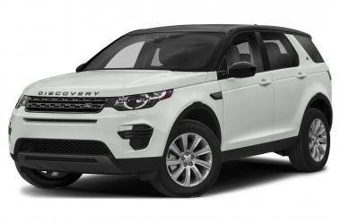 Коврики из экокожи 3D  Land Rover Discovery Sport 2019 - наст. время