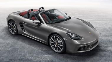 Коврики из экокожи 3D  Porsche Boxster IV 718 (982) 2016-2020