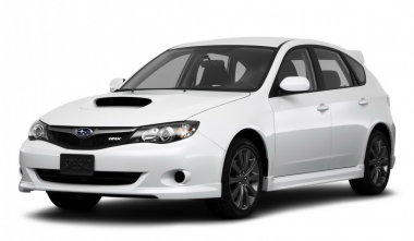 Коврики из экокожи 3D  Subaru Impreza WRX III 2007 - 2011