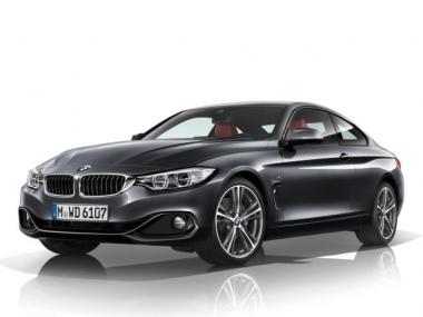 Текстильные коврики BMW 4 (F32)  2013 - н.в