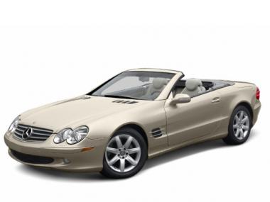 Коврики EVA Mercedes SL-klasse V (R230) 2001-2011