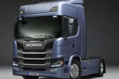 Коврики EVA Scania G (механика)