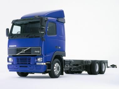 Коврики EVA Volvo  FH I 1993-2002 (механика)
