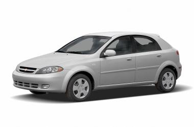 Коврики EVA Chevrolet Lacetti (хэчбек) 2004 - н.в