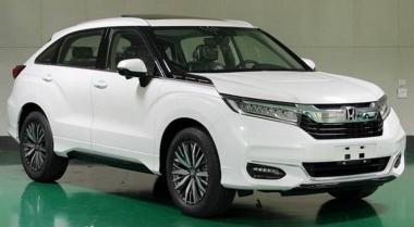 Коврики EVA Honda Avancier II 2016 -2020
