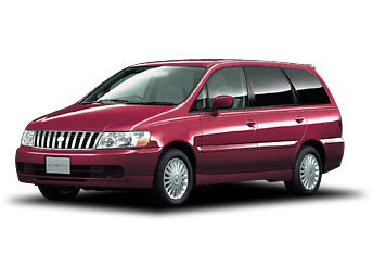 Коврики EVA Nissan Bassara 1999-2003 правый руль
