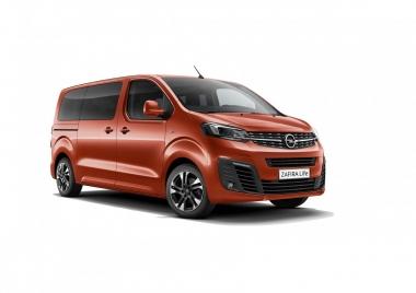 Коврики EVA Opel Zafira Life 2019 - н.в*
