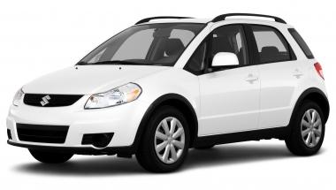 Коврики EVA Suzuki SX-4 I 2006-2015 (правый руль)