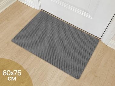 Коврики EVA для дома Придверный коврик (Серый) 60*75см