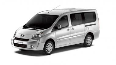 Коврики EVA Peugeot Expert II 2007-2016