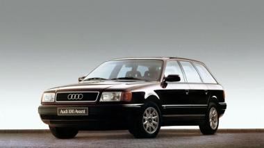 Текстильные коврики Audi 100 (C4) 1991 - 1994 (универсал)
