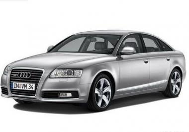 Текстильные коврики Audi A6 (C6) 2004 - 2011 (Allroad)