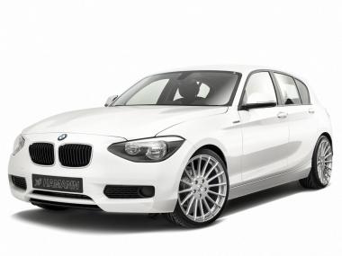 Текстильные коврики BMW 1 (F20/F21) 2011- 2020 (седан)