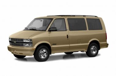 Текстильные коврики Chevrolet Astro 1985 - 2005