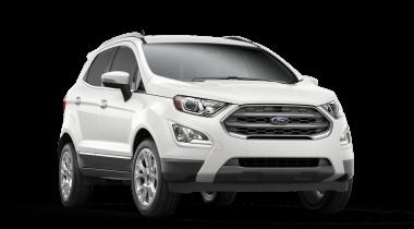 Текстильные коврики Ford Ecosport 2017- н.в