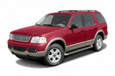 Текстильные коврики Ford Explorer III 2001-2006