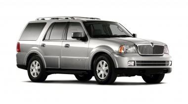 Текстильные коврики Lincoln Navigator 2002-2006