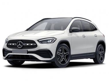 Текстильные коврики Mercedes GLA II (H247) 2020- н.в