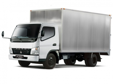 Текстильные коврики Mitsubishi Fuso (грузовой  правый руль)