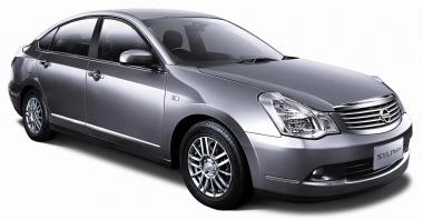 Текстильные коврики Nissan Bluebird Sylphy (G11) 2005-2012 (правый руль)