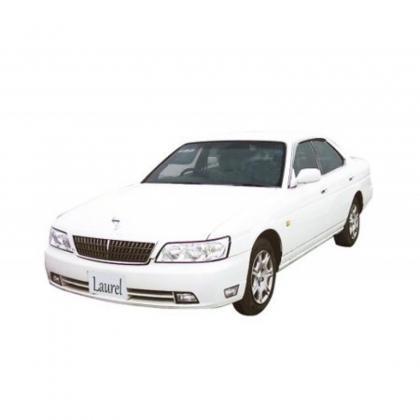 Текстильные коврики Nissan Laurel C35 1997-2002 (правый руль)
