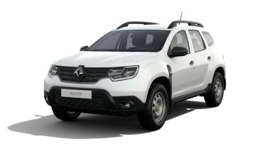 Текстильные коврики Renault Duster II 2021 - н.в.