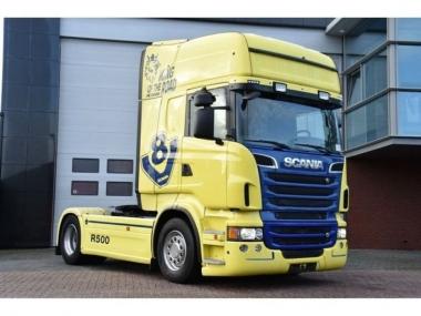 Текстильные коврики Scania R500 2012 автомат