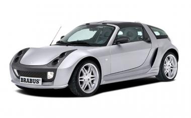 Текстильные коврики Smart Roadster 2002 - 2006