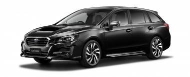 Текстильные коврики Subaru Levorg 2014-н.в. (правый руль)